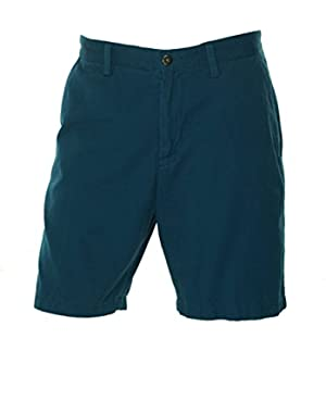 Flat-Front Deck Shorts