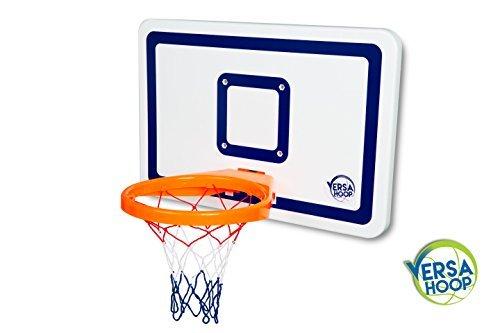 Trampoline Basketball Hoop for Angled Trampoline Poles + ...