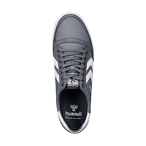 Hummel Chaussures Adulte dunkel Mixte Slimmer Low Grau Stadil rtwCxZq7r