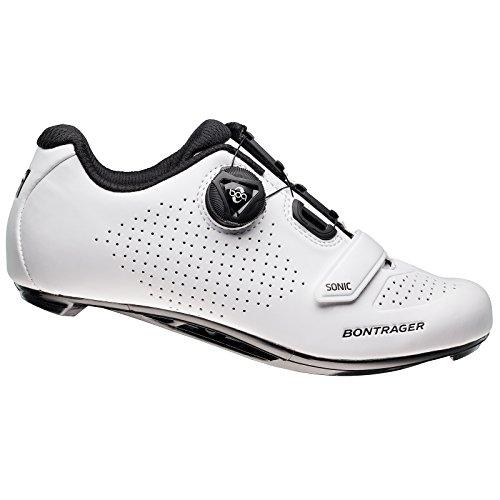 2019 Damen Sonic Bontrager Fahrrad weiß Rennrad Schuhe S1CxwAq