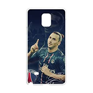 Happy Zlatan Ibrahimovic Cell Phone Case for Samsung Galaxy Note4