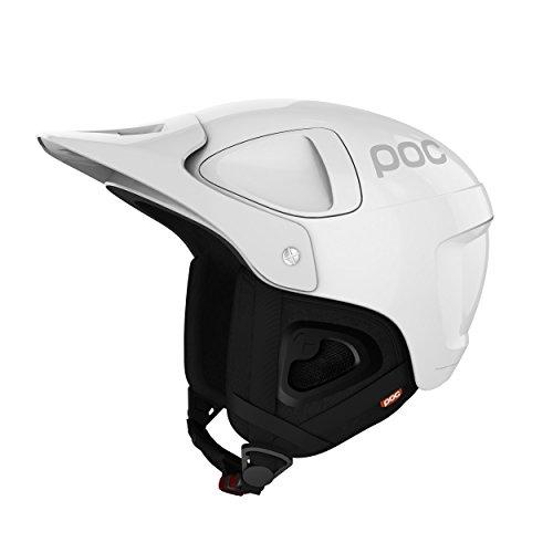 POC Synapsis 2.0 Ski Helmet, Hydrogen White, Small/53-54