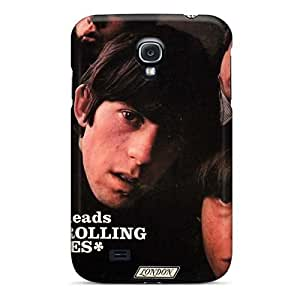 KaraPerron Samsung Galaxy S4 Shock Absorbent Hard Phone Cover Custom Trendy Rolling Stones Image [KcL5577fclI]