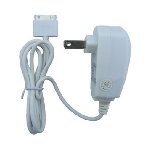 Home Travel Wall House AC Charger for Apple iPhone 3G 3GS 4S 4 S ALL CARRIERS-Auction4tech Brand