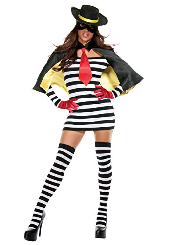 [Starline, LLC. mens Hamburger Thief Costume X-Large] (Ronald Mcdonald Costume)