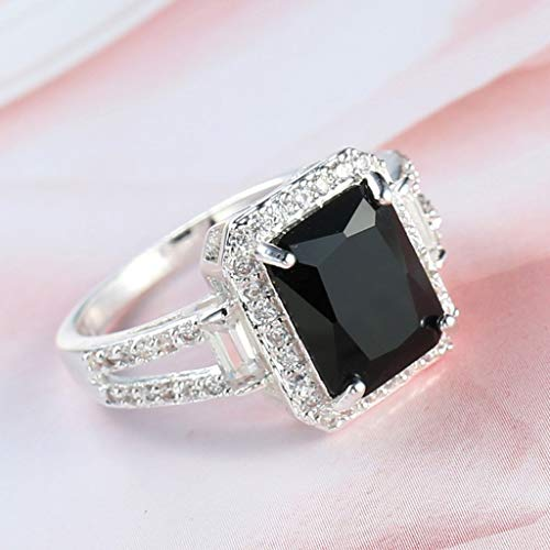 Linen Pepper Shaker - CCFAMILY Diamond Ring Hearts and Arrows Zircon Ring Size 7