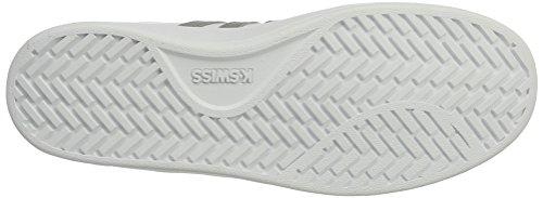 K-Swiss 3615, Zapatillas Hombre Blanco (White/Wild Dove)