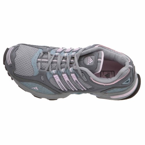 Adidas Vrouwen Weiden Wandelschoenen Aluminium / Neonroze