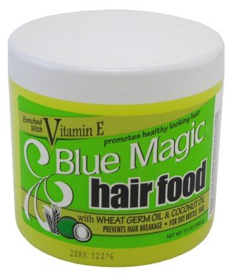 Blue Magic Hair Food 12oz Jar (3 Pack)