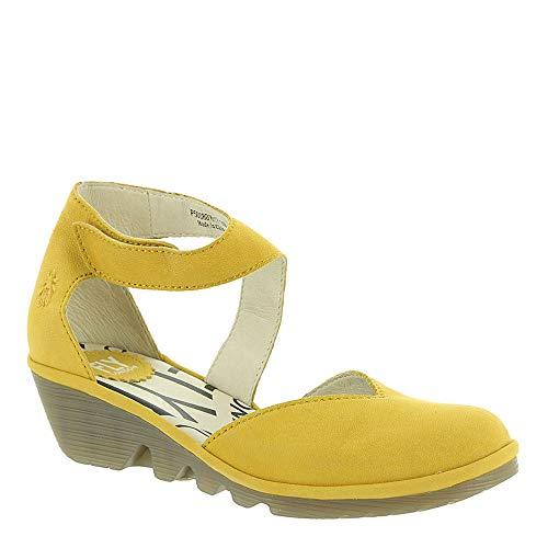 FLY London Pats Women's Sandal 38 M EU Bumble Bee -