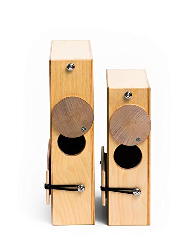 CajonTab Jumbo 12'' - Portable cajon drum with external snare by Louson Drums (Image #2)
