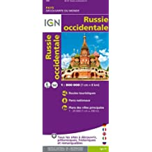 IGN NO.86129 ; RUSSIE OCCIDENTALE - WESTERN RUSSIA