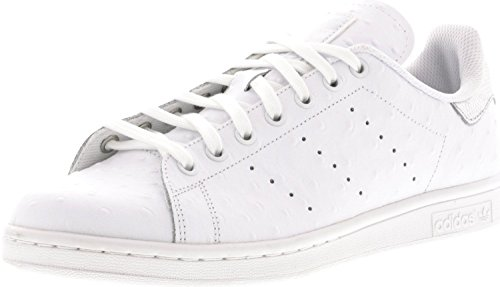 Originals Smith Adults' Argenté Blanc Stan Smith Originals adidas Trainer Métallique 387e75