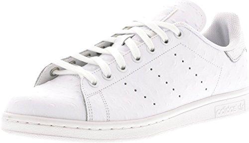 Sandalias Plataforma Adidas Blanco plateado Adulto Smith Con Stan Metálico Unisex 7I7qx6Ea