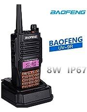 BaoFeng UV-9R Walkie Talkie Radio BF-UV9R IP67 Waterproof Dual Band Ham Radio 8W UV 9R