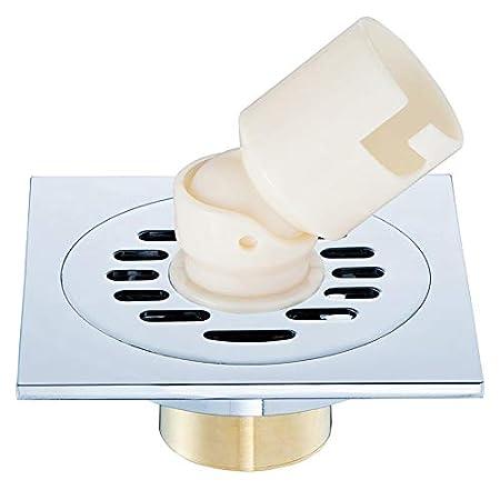 Baño Antidesbordamiento Drenaje del piso y resistente a los olores ...