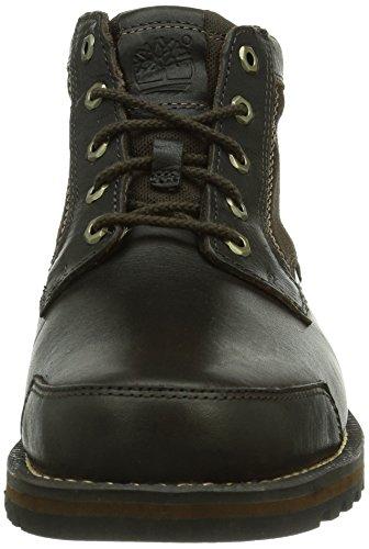 Dark 9704A Women's Dark Boots Brown Mens Timberland Brown 6fUxgIg