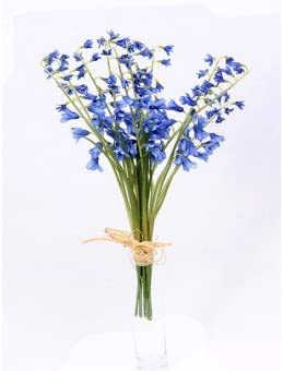 Artificial Bluebell Bundle 10 Stems Amazon Co Uk Kitchen Home