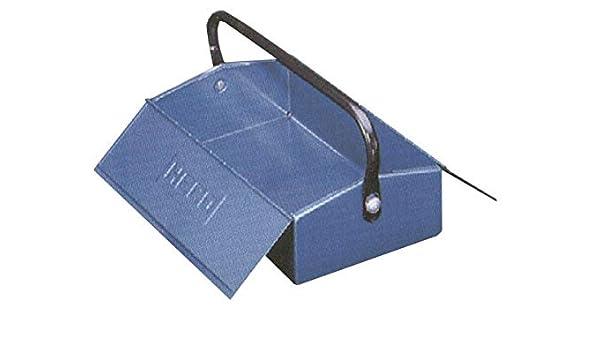 Heco serie 101 - Caja metalico/a herramienta 400x215x110mm 8,3kg: Amazon.es: Bricolaje y herramientas