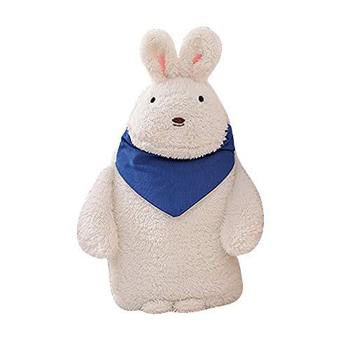 stuffed animal hot water bottle - 9