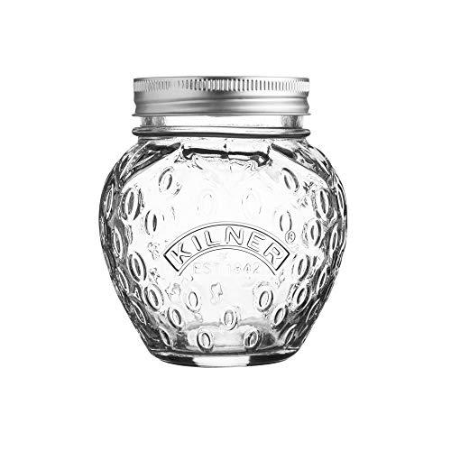 (Preserve Jar - 400 mL - Strawberry by Kilner)