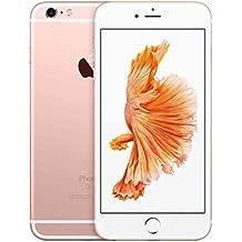 Apple iPhone 6S, GSM Unlocked, 128GB - Rose Gold (Certified Refurbished)