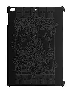 Scott Pilgrim Blank Poste iPad air plastic case