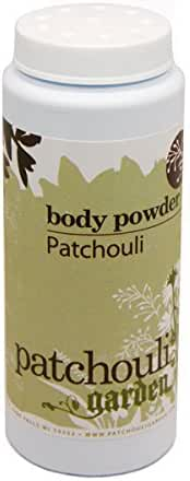 Patchouli Garden – Patchouli Body Powder 4 ounces