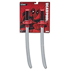 Marvel - Deadpool Katana's Sword - Kids Dress Up Toys - Ages 14+