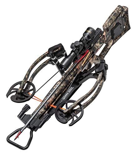 Wicked Ridge WR19060-5534 RDX 400 Crossbow Multi-Line Scope, Rope Sled