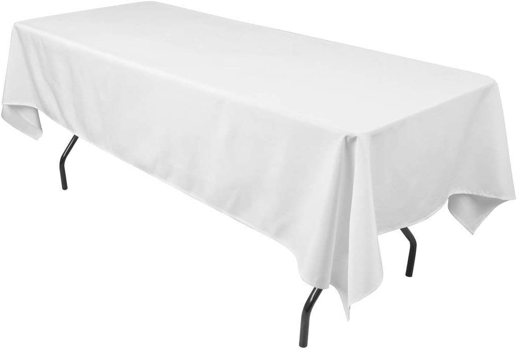 Craft And Party Premium Polyester Tablecloth