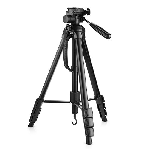 Camera Tripod, Targherle 70 Inch Lightweight Monopod Tripod for Canon Nikon DSLR Cameras with Carry Bag