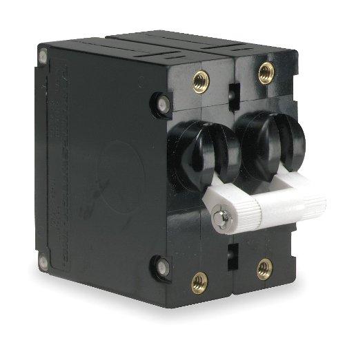 Magnetic Circuit Breaker 2P 15 Amp 250VAC/80VDC