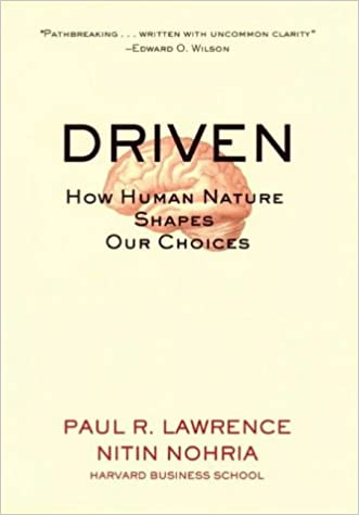 DRIVEN BY PAUL LAWRENCE AND NITIN NOHRIA PDF