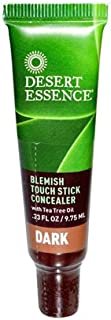 product image for Desert Essence Blemish Touch Stick Concealer - Dark - .33 Oz.33 Ounce