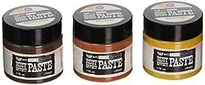 Prima Marketing 963576 Finnabair Art Extravagance Rust Paste Set