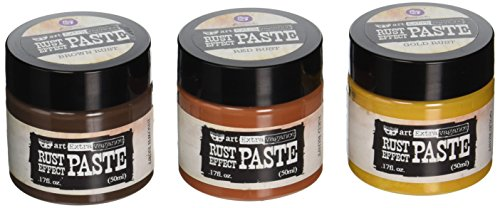 Prima Marketing 963576 Finnabair Art Extravagance Rust Paste Set