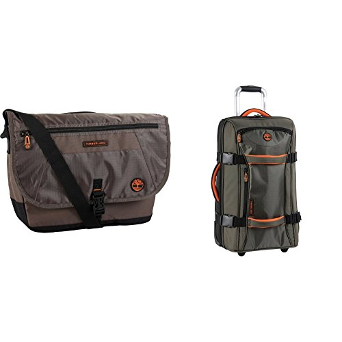 Timberland Luggage Twin Mountain Carry on 2 Piece Set