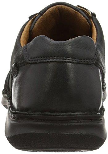 Josef Seibel Anvers 33 Herren Sneakers Schwarz (617 schwarz/graphit)