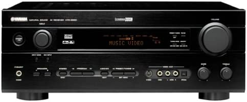 Yamaha HTR-5660 6-Channel Digital Home Theater Receiver Discontinued by Manufacturer