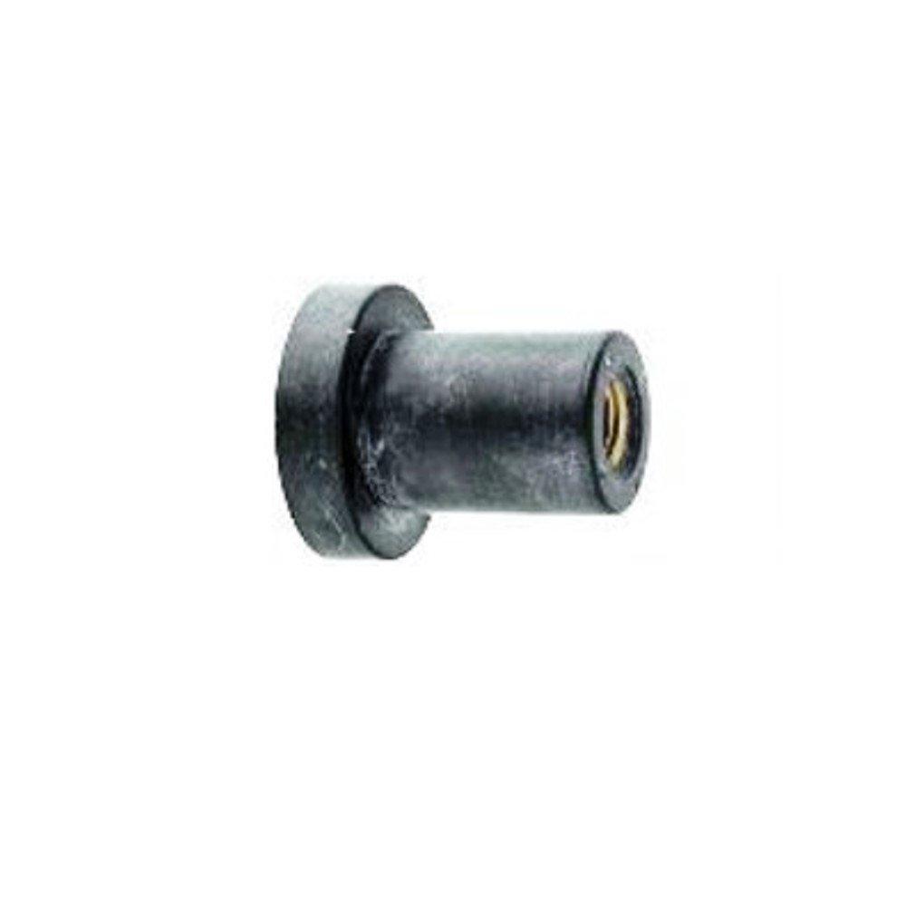 Celo 9CF2-Neoprene Nut celoflex Diameter 12.7x 14, Pack of 100