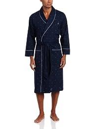 Nautica mens Woven J-class Robe