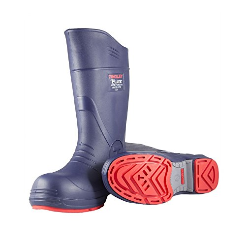TINGLEY 26256.1 26256 SZ10 Footwear: Boots-Rubber Safety Toe, 10 Blue by TINGLEY (Image #4)