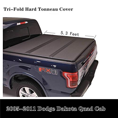 06 dakota tonneau cover - 7