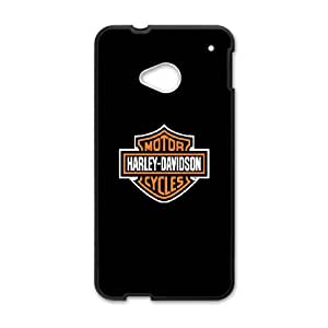 Harley Davidson HTC One M7 Cell Phone Case Black toy pxf005_5774179