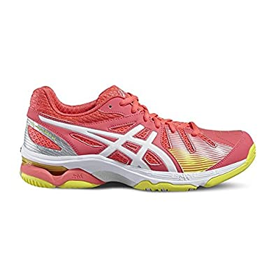 Asics Gel-Academy 6 Women\u0027s Netball Shoes - AW16 - 9.5 - Pink