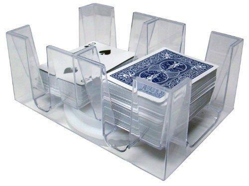 CHH 6 Deck Revolving Card - 6 Tray Pack