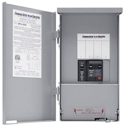 Connecticut electric spa260 60 amps spa disconnect panel with  image unavailable