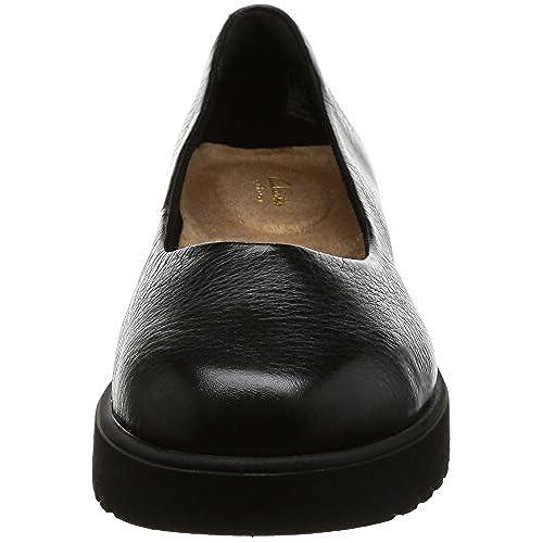 New Shoes Black Womens Clarks Appleshack Bellevue Park Leather sQdthrCx