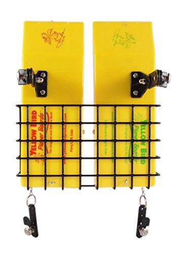 Yellow Bird Planer Board Storage System - Original Bird's Nest (Planer Boards Bird Yellow)